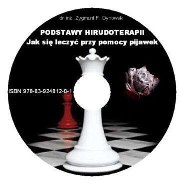 CD- Podstawy Hirudoterapii. Jak się leczyć przy pomocy pijawek